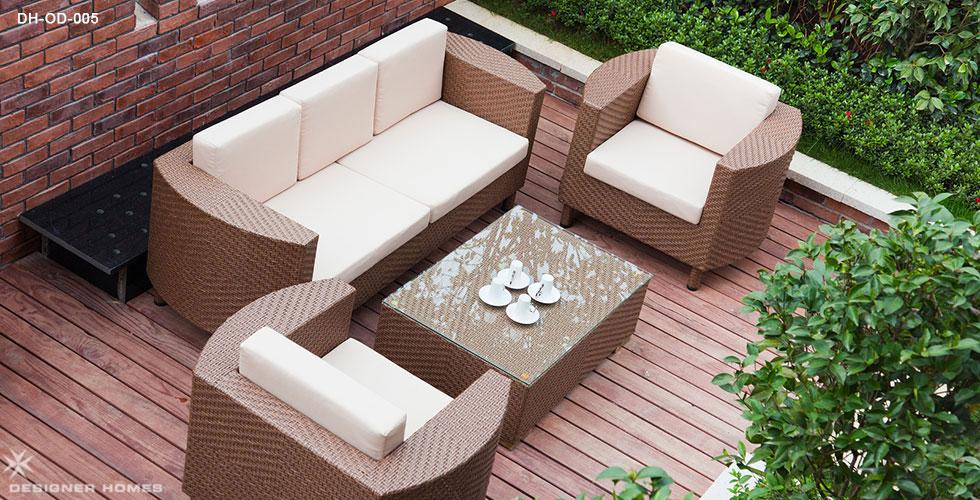 Designer homes india designer residential furniture for Outdoor furniture india